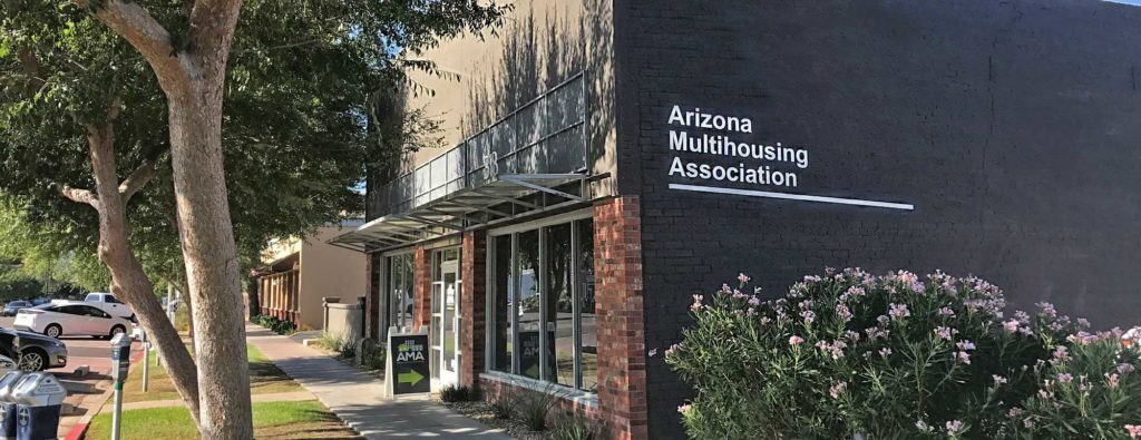 Arizona Multihousing Association - Statewide Trade Association Uniting Multifamily Housing Leaders